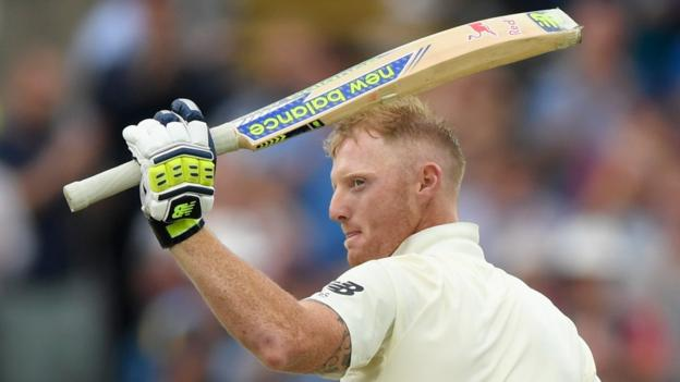 Stokes century defies improved Windies – highlights & report