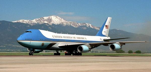 Air Force negotiating for Air Force One 747s originally slated for Russian airline