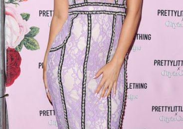 Aussie Insta babe unleashes 32D assets in eye-catching sheer dress