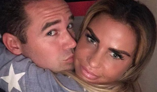 Katie Price divorcing Kieran Hayler as she claims he had ANOTHER affair
