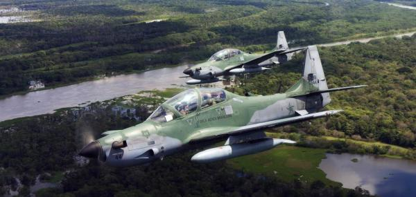 State Department approves sale of A-29 Super Tucanos to Nigeria