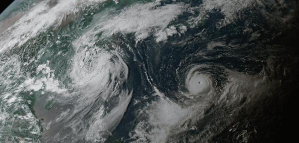 Typhoon Noru takes aim at southern Japan