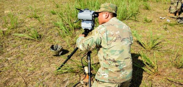 U.S. Army tests JETS forward observer targeting system
