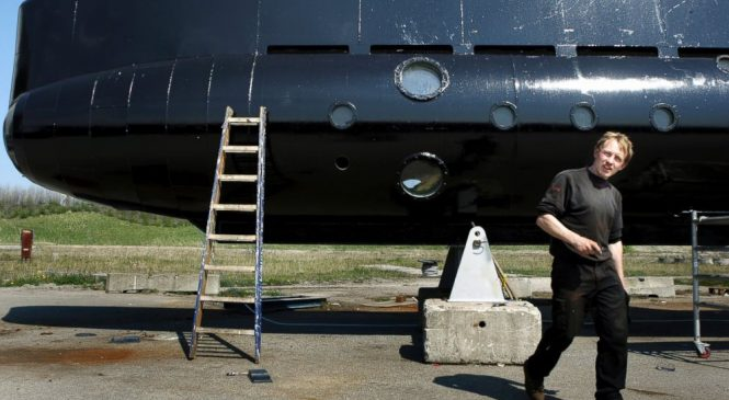 Judge to rule on submarine owner detained over disappearance