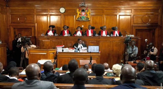 Kenya: Electoral body defies court in presidential petition
