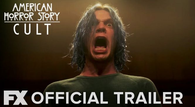 'American Horror Story: Cult' trailer shows aftermath of 2016 election