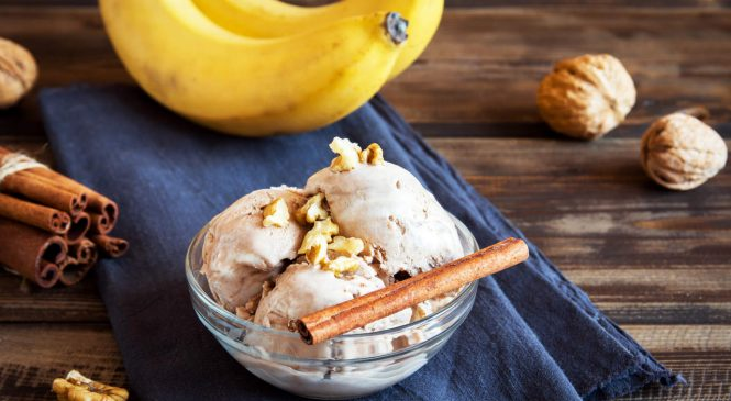 How to Make Banana Ice Cream That Tastes Like the Real Deal
