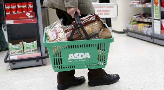 Asda reports first rise in sale in three years