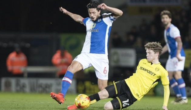 Transfer news: Birmingham City signed former Blackburn Rovers captain Jason Lowe on one-year contract