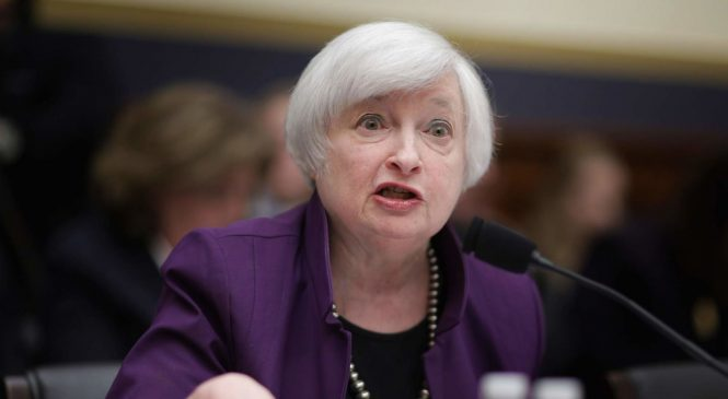 Yellen: Don't water down post-crisis rules