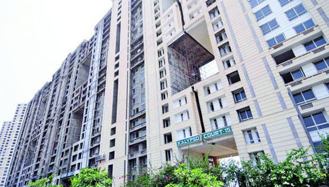 What life's like inside Jaypee wish town