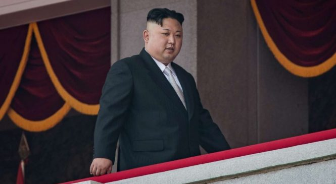 Kim Jong Un briefed on possible Guam attacks