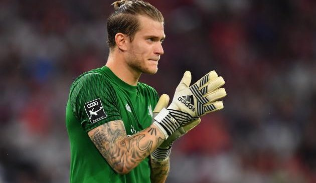 'He's a top talent but it's make or break!' Liverpool fans react to news Loris Karius is set to start against Arsenal