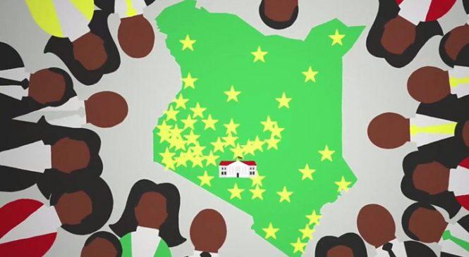 Kenya election 2017: Kenyatta says respect the result