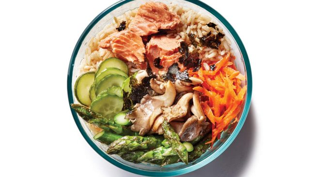 18 Healthy Lunch Recipes