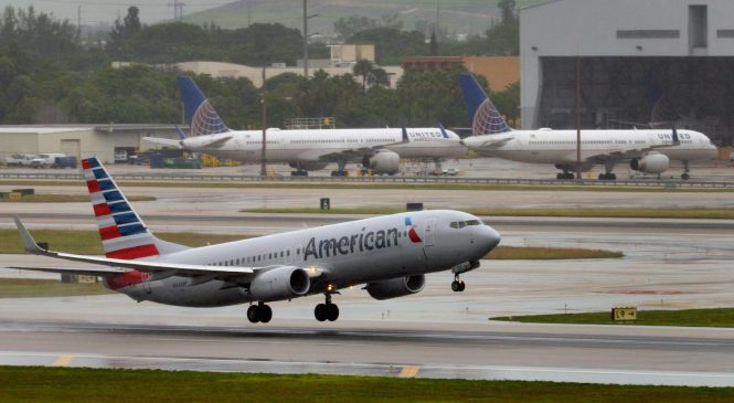 Travelers complain of airfare gouging as Hurricane Irma approaches