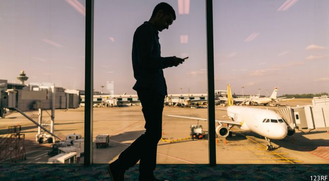 More business travellers are booking their own trips
