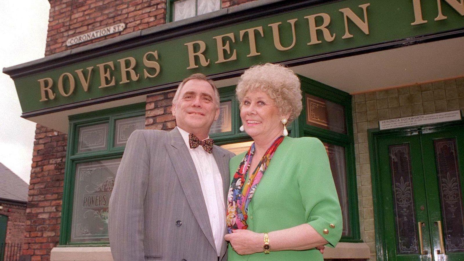 Liz Dawn dies: Tributes to Corrie's Vera Duckworth