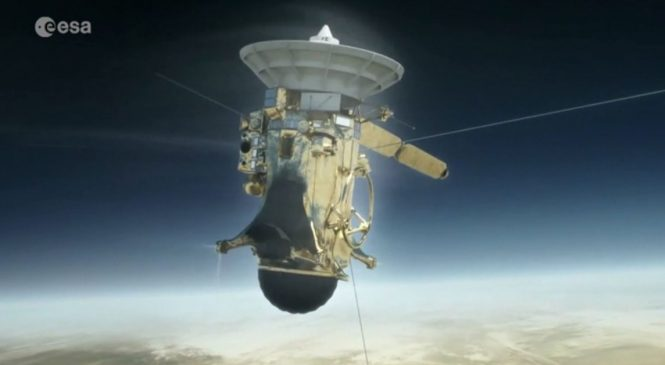 The legacy of doomed NASA spacecraft Cassini