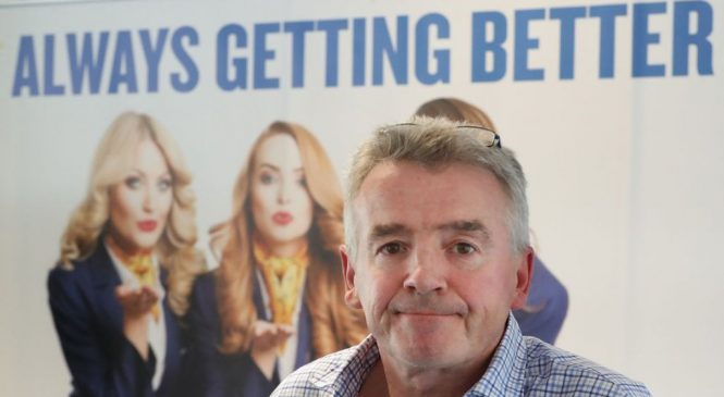 Ryanair backs down over passenger rights for cancellations