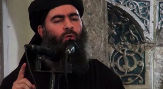 'New Baghdadi tape' posted by Islamic State group