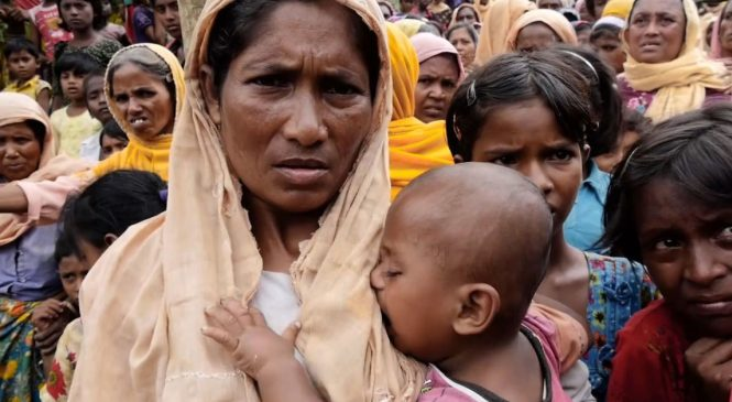 'All hell breaks loose' in Rohingya camps
