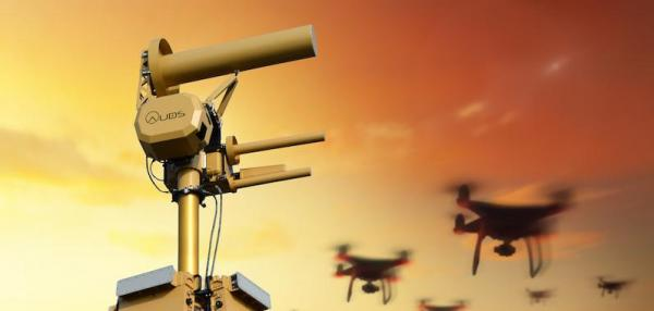 AUD counter-drone system upgraded by Blighter