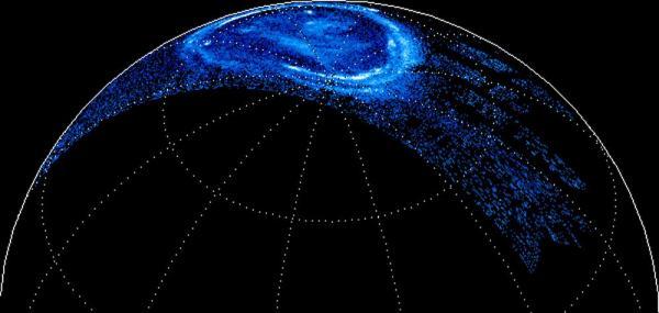 Analysis of Jupiter's auroras presents new mystery