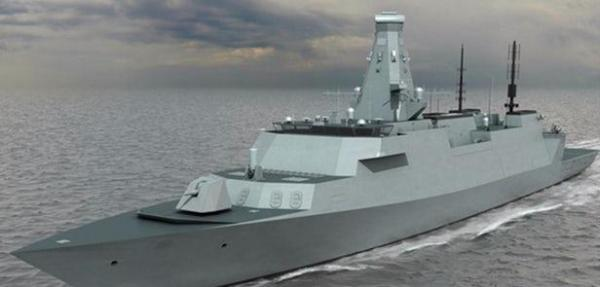 Britain plans a new class of Navy frigate
