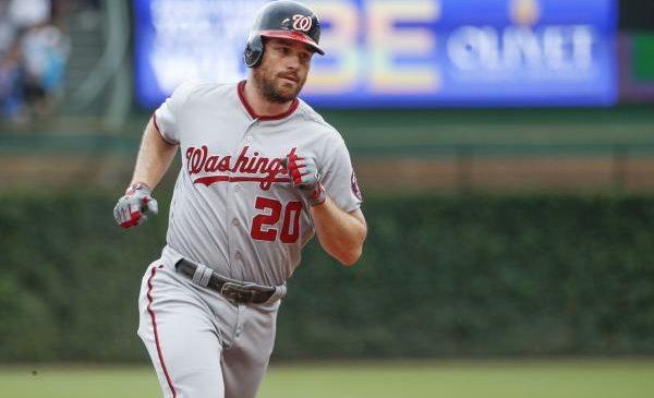 Daniel Murphy homer lifts Washington Nationals over New York Mets