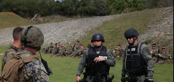 Granite, Obayashi preparing new Marine base on Guam