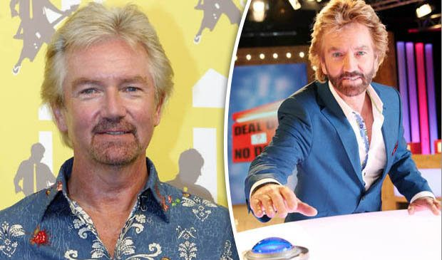 Noel Edmonds left suicidal after corrupt bankers robbed him of £300million
