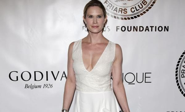 Stephanie March and Dan Benton wed in New York