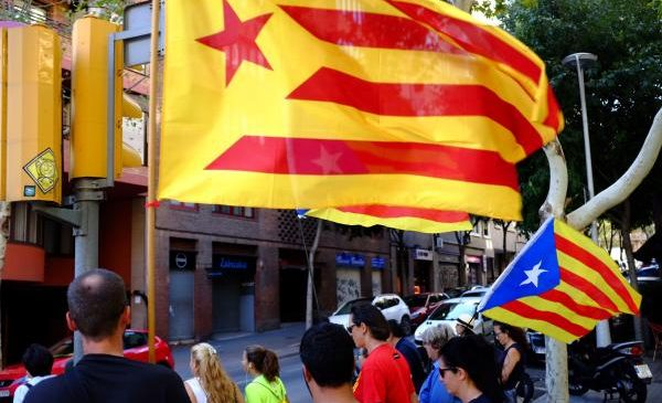 Tensions high in run-up to Catalonia independence vote
