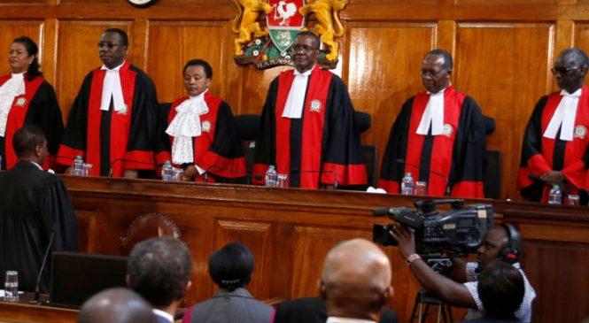 Court overturns Kenya presidential election