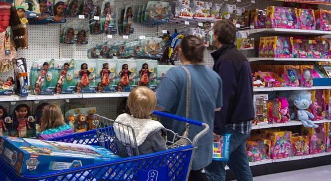 Toys R Us files for bankruptcy protection