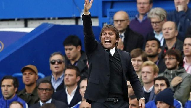 LISTEN: Antonio Conte insists he is 'happy' with Chelsea players despite defeat to Manchester City
