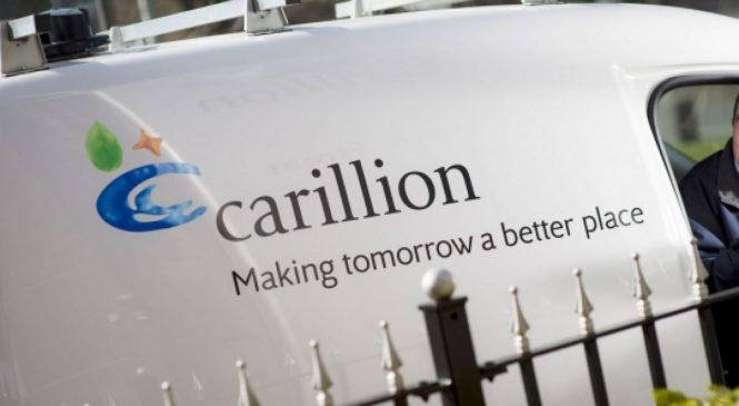 Carillion lenders prepare £800m debt deal