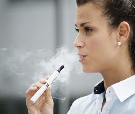 Will an e-cigarette harm your heart?