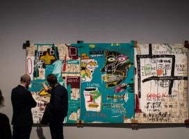 First major Jean-Michel Basquiat exhibition in UK