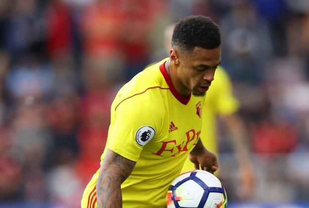 Watford striker Andre Gray reveals 'masterpiece' tattoo artwork tribute to black history