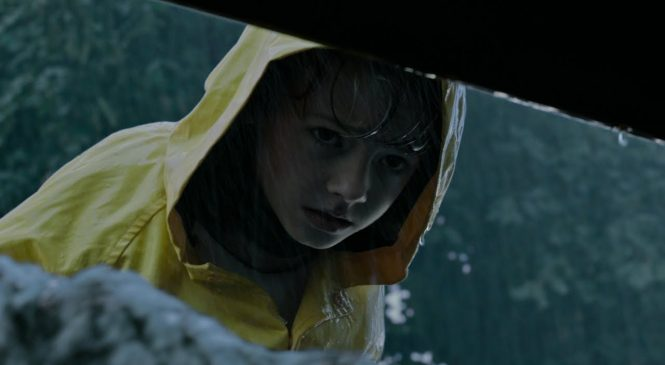 'It' is No. 1 at the North American box office for a second weekend