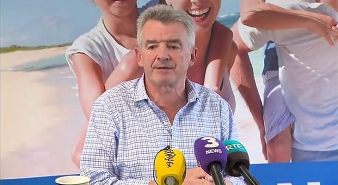 Ryanair publishes full list of cancellations