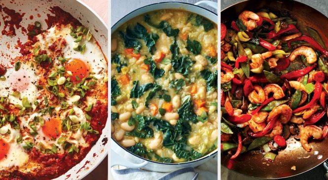 The Best Healthy One-Dish Dinners for Busy Weeknights