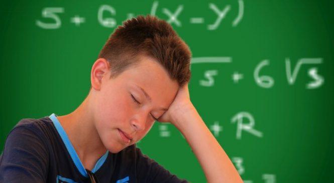 CDC: Poor health habits in U.S. teens lead to poor grades