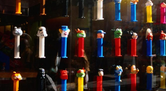 Your junk, their treasure: Some investors hoard offbeat collectibles from condoms to Pez dispensers