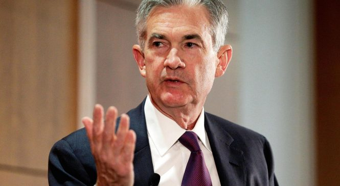 Trump is leaning toward Jay Powell for next Fed chair, but remains undecided: Source