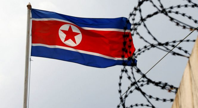North Korean hackers 'stole warship blueprints'