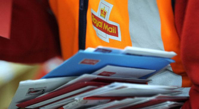 Next week's Royal Mail strike blocked by court