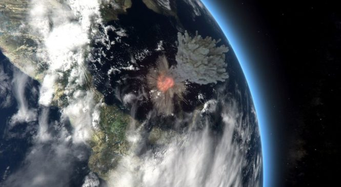 Asteroid impact plunged dinosaurs into catastrophic 'winter'